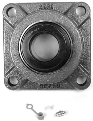 Buy 4-Bolt Cast Iron Flange Units