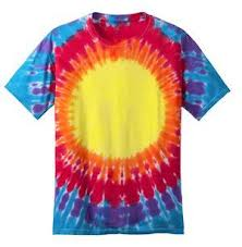 Buy Essential Window Tie-Dye Tee