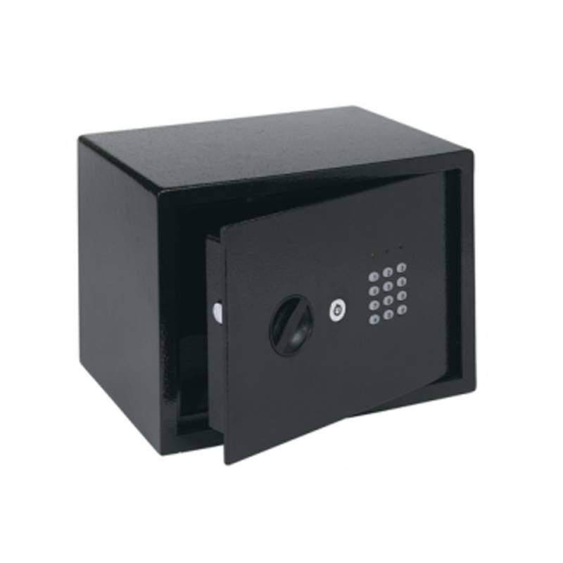 "Buy DAC Electric Lit Keypad Safe 14x10x10"" Black 37#"