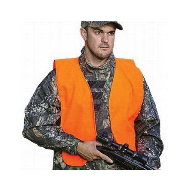 "Buy Allen Adult Safety Vest 38"" - 48"" Blaze Org"