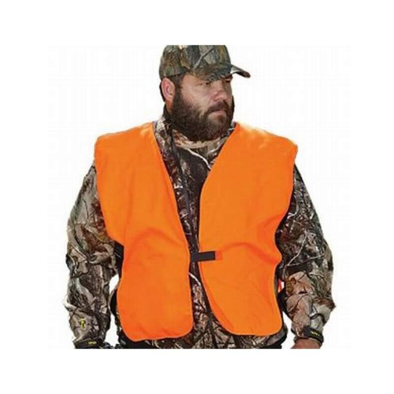 """Buy Allen Big Man Vest Up To 60"""" Blaze Orange"""