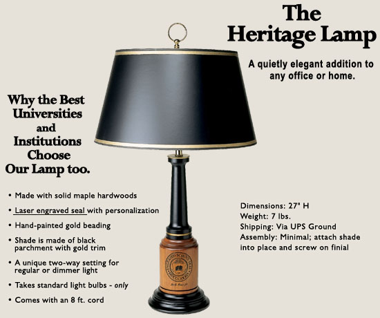 Buy The Heritage Lamp