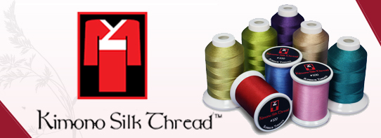 Buy Superior's Kimono Silk Thread