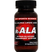 Buy AST R-ALA Nitric Oxide/Vasodilator Sports Nutrition