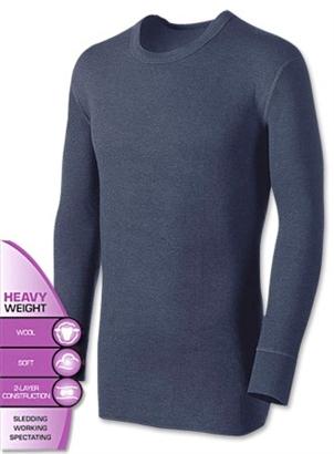 Buy Duofold Originals Men's Heavy Weight Long Sleeve Crew