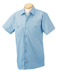 Buy Dickies Premium Industrial Short-Sleeve Work Shirt