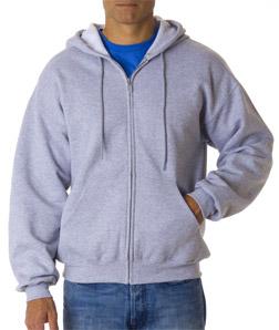 Buy Gildan Heavy Full-Zip Hooded Sweatshirt