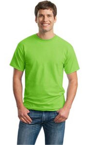 Buy Gildan Ultra Cotton Poly T-shirt