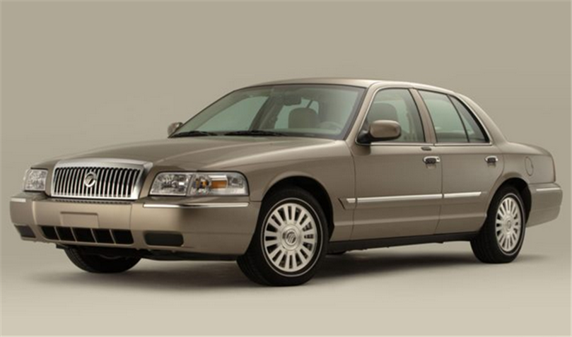Buy Mercury Grand Marquis Car