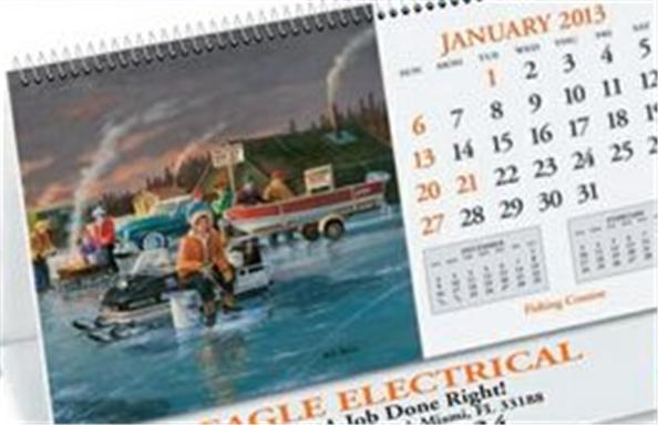 Buy America Remembered Desk Calendar