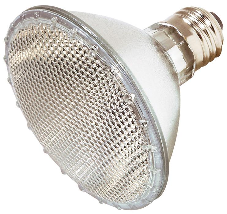 Buy 120 Volt Short NFL 34 PAR30 E26 Base PAR Halogen Light Bulb
