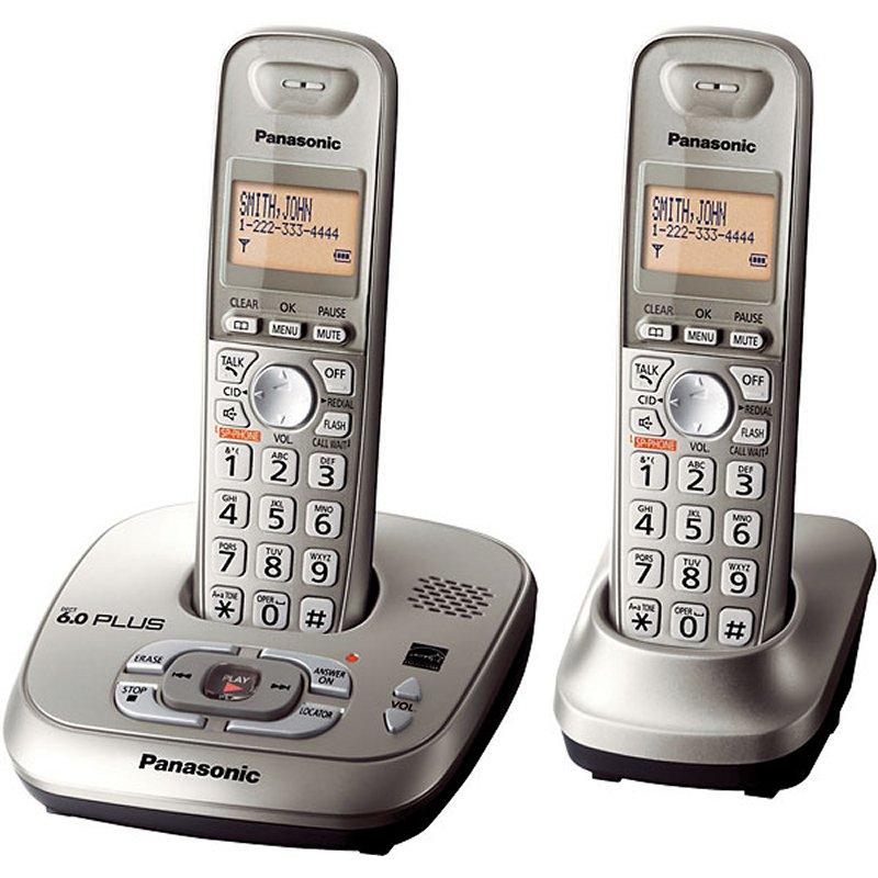 Buy Panasonic KX-TG4022N Cordless Phone System