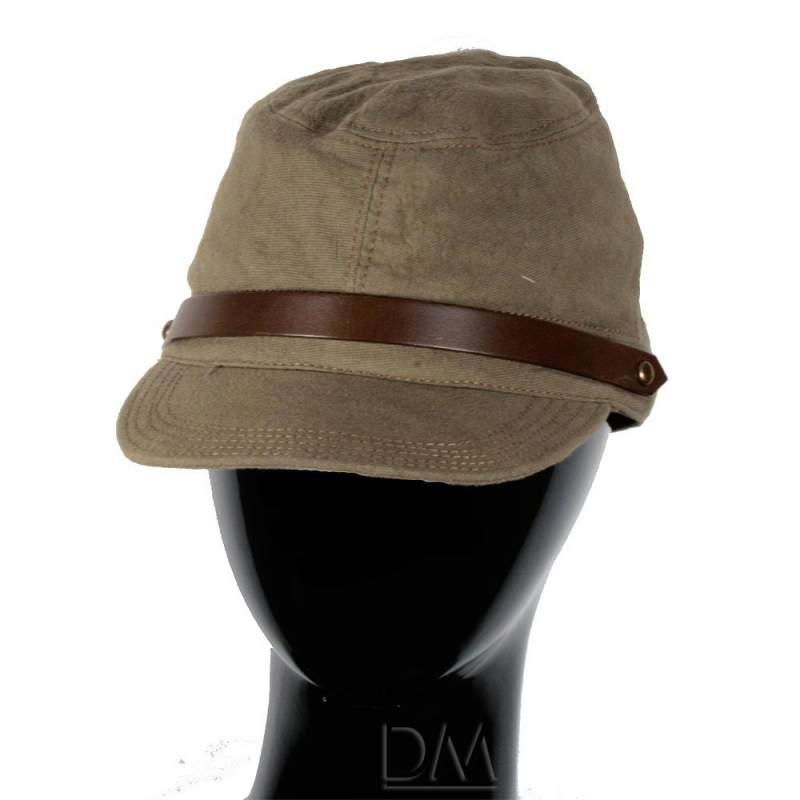 Buy Burberry Womens Hat Cotton Canvas Army Cap