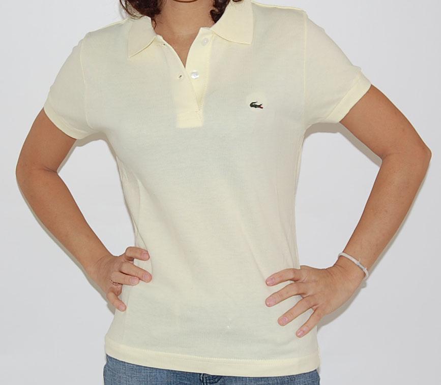 Buy Lacoste Womens Classic Short Sleeve Polo Shirt