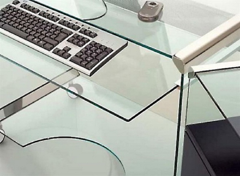 Buy Glass tables quality computer
