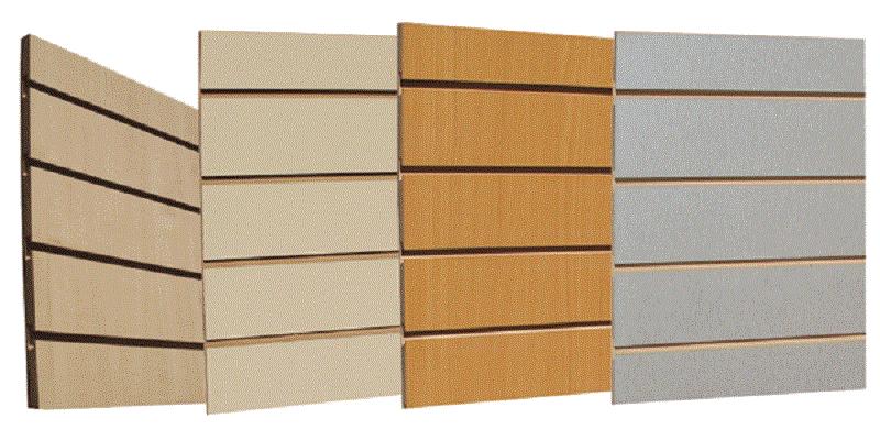 Buy Slatwall Board With Shelves