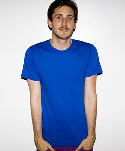 Buy Fine Jersey Short Sleeve T-Shirt
