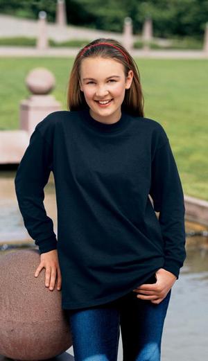 Buy Youth Long Sleeve T-Shirt