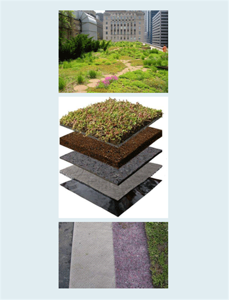Buy Green Roof Protection and Separation Felt