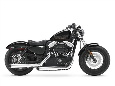 Buy 2013 H-D® XL1200X Sportster® Forty-Eight® Motorcycle