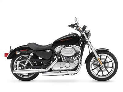 Buy 2013 H-D® XL883L Sportster® 883 SuperLow® Motorcycle
