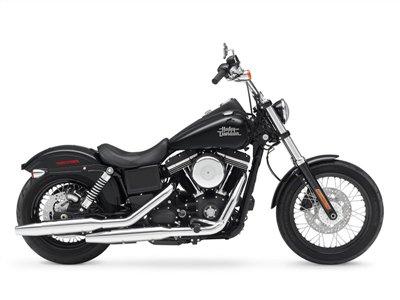 Buy 2013 H-D® FXDB Dyna® Street Bob® Motorcycle