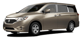 Buy Nissan Quest New Car
