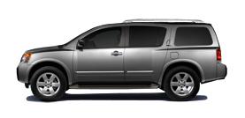 Buy Nissan Armada New Car