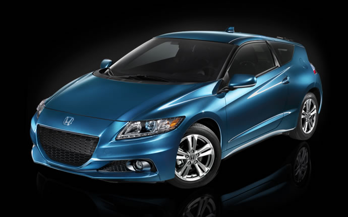 Buy Honda CR-Z New Car