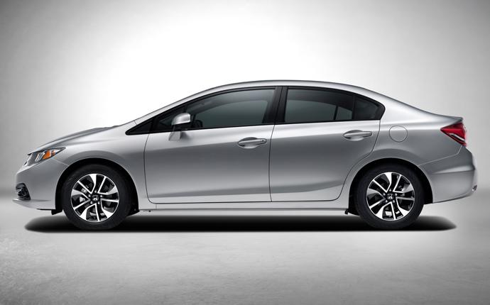 Buy Honda Civic Sedan New Car