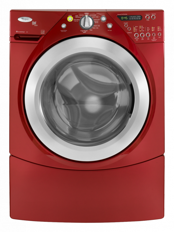 Buy Steam Front Load Washer, Whirlpool Duet®