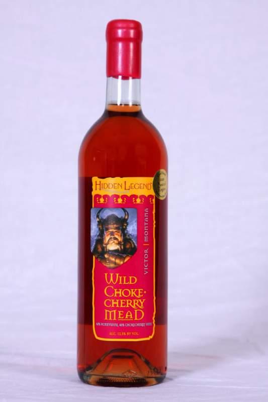 Buy Chokecherry Honey Mead