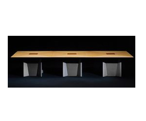 Wood Boardroom Tables, Teknion