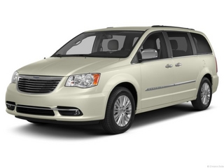 Buy Chrysler Town & Country Touring Van Passenger