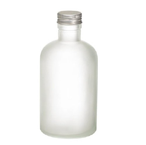 Buy Boston Round Glass Bottles (Frosted Glass)