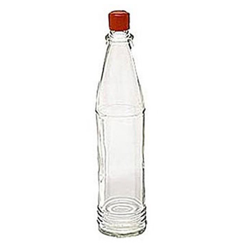 Buy Clear Glass Hot Sauce Bottles