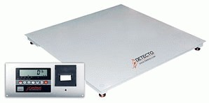 In-Floor Medical Scale, Detecto