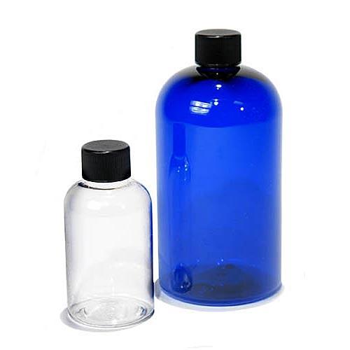 Buy Boston Round Squat Plastic Bottles - PET