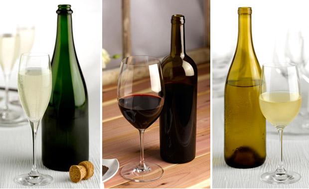Buy Verallia wine bottles