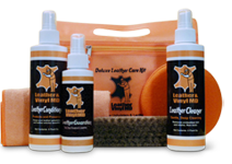 Buy Deluxe Leather Care Kit