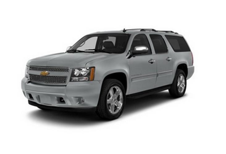 Buy Chevrolet Suburban 1500 LT SUV