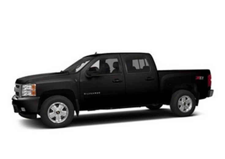 Buy Chevrolet Silverado 1500 LTZ Crew Cab Short Bed Truck