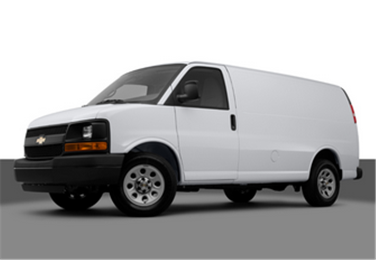 Buy Chevrolet Express 1500 Cargo Van