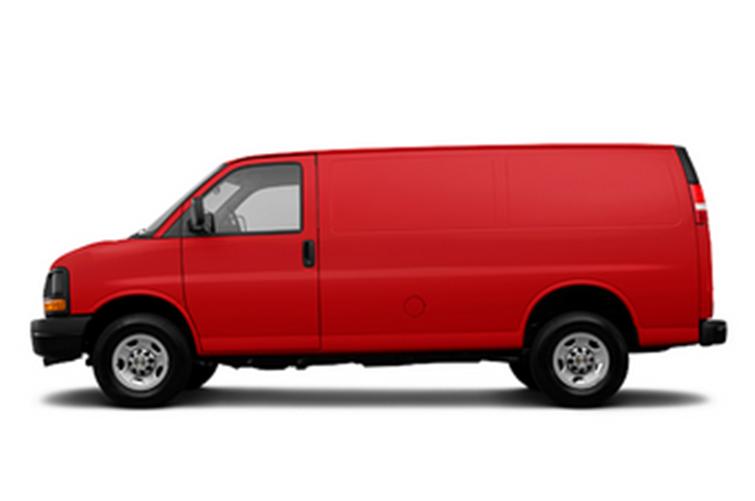Buy Chevrolet Express 2500 Cargo Van