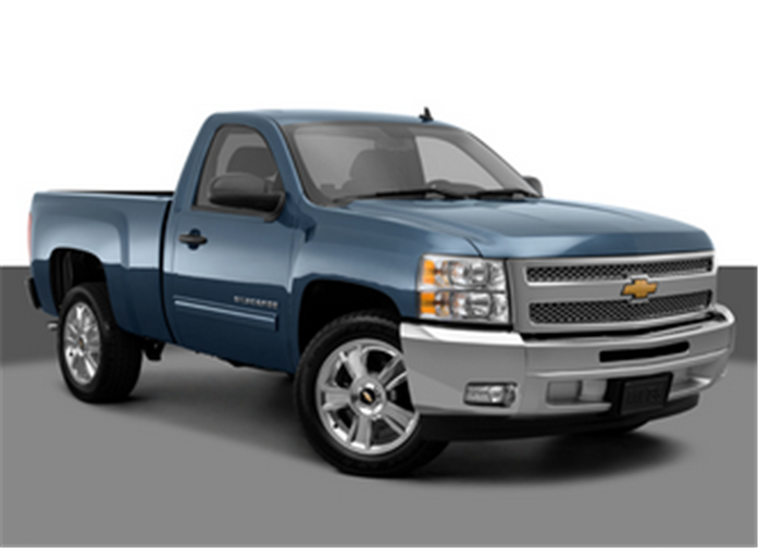 Chevrolet Silverado 1500 LT Short Bed Truck