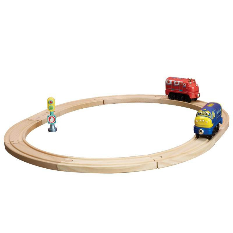 Buy Chuggington Wooden Railway Beginner's Set