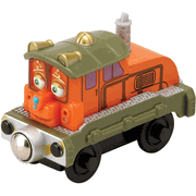 Buy Chuggington Wooden Railway Calley Toy Engine
