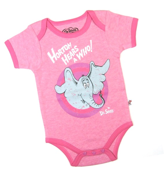Buy Dr. Seuss Infant Vintage Bodysuit - Horton Hears a Who