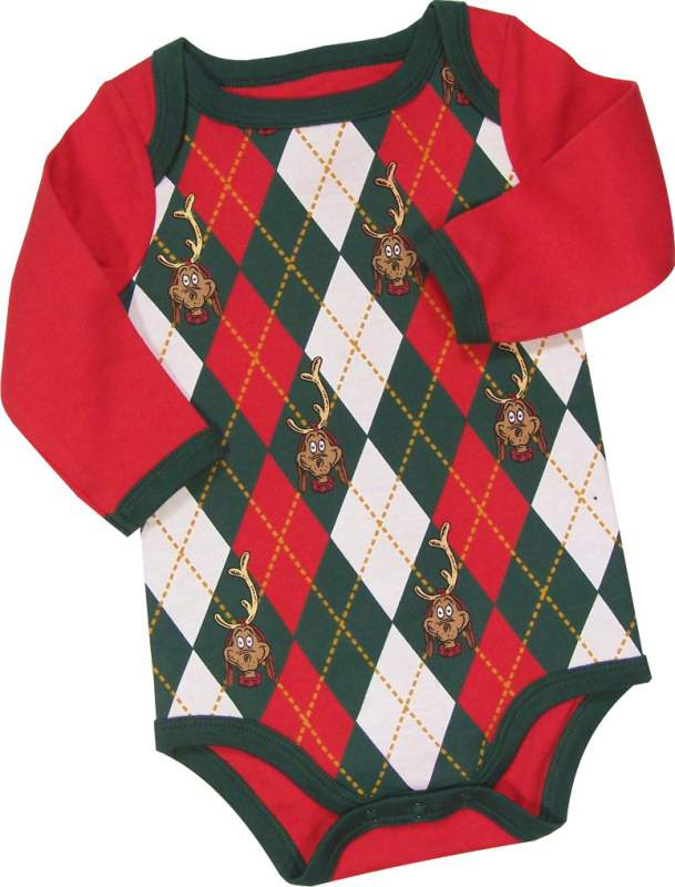 Buy Dr. Seuss Grinch Who Stole Christmas Infant Bodysuit