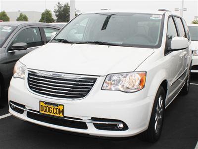Buy Chrysler Town & Country Touring Van